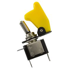 YELLOW LED MISSILE SWITCH