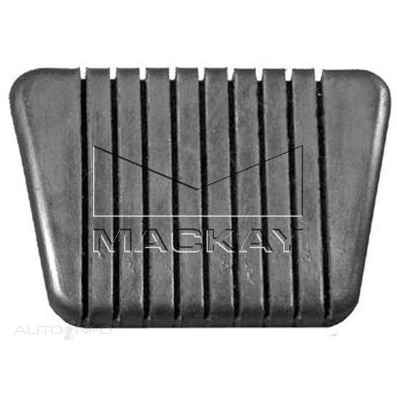 Clutch Pedal Pad  - HOLDEN BROUGHAM HK - 5.0L V8  PETROL - Manual & Auto, , scaau_hi-res
