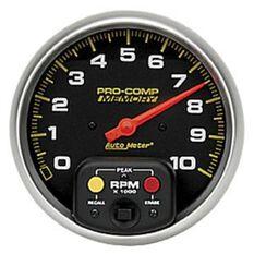 5 TACH, 10,000 RPM, IN- DASH,, , scaau_hi-res