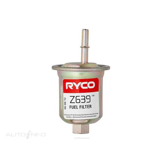 RYCO EFI FUEL FILTER - Z639, , scaau_hi-res