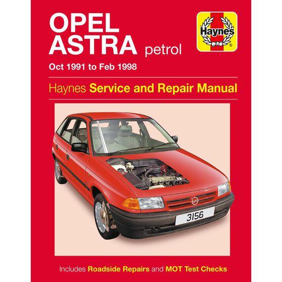 OPEL ASTRA PETROL (1991 -1998), , scaau_hi-res