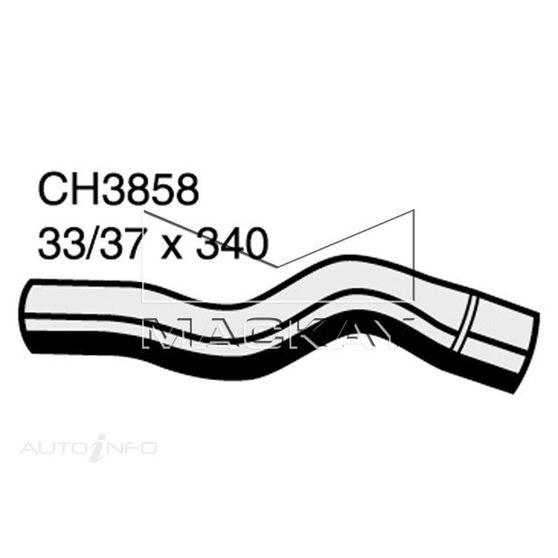 Radiator Upper Hose  - TOYOTA ESTIMA CXR10R - 2.2L I4 Turbo DIESEL - Manual & Auto, , scaau_hi-res