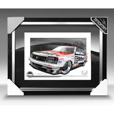 A3 SIZE - 1980 HOLDEN VC COMMODORE HDT PETER BROCK (B018)
