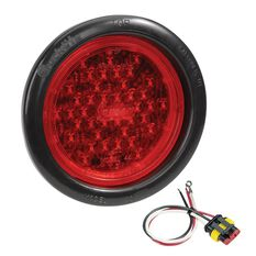 12V LED RED LAMP KIT, , scaau_hi-res