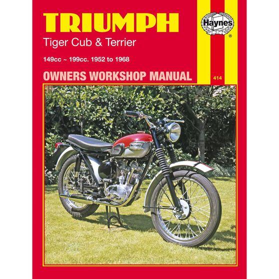 TRIUMPH TIGER CUB & TERRIER 1952 - 1968, , scaau_hi-res