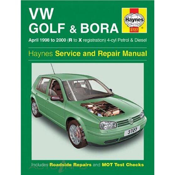 VW GOLF & BORA PETROL & DIESEL (1998 - 2000), , scaau_hi-res