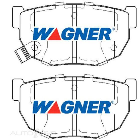 Wagner Brake pad [ Nissan 1982-2004 R ], , scaau_hi-res