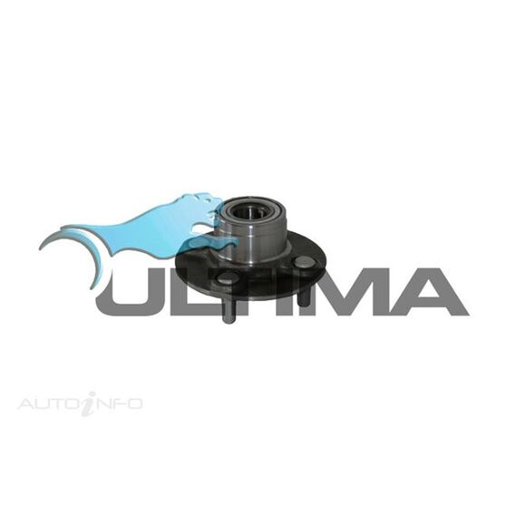 HUB ASSY (R) NX, NX-R B13, PULSAR N14, N15 8/91 - 6/00 LHS/RHS, , scaau_hi-res