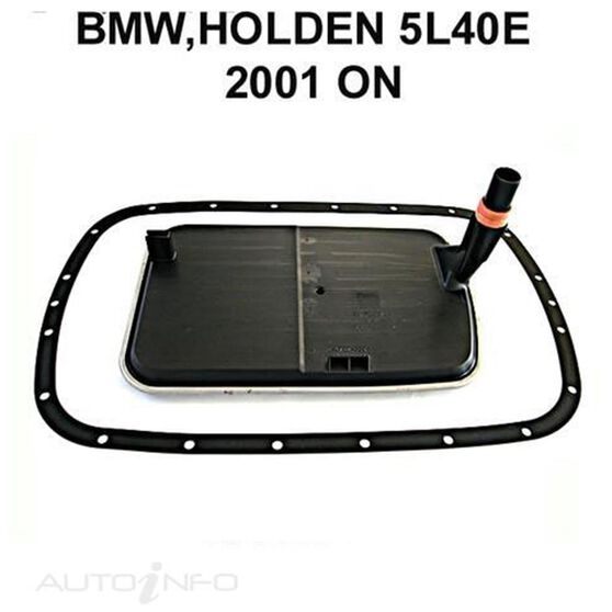 Holden Commodore  / Bmw 5L40E 01-on, , scaau_hi-res