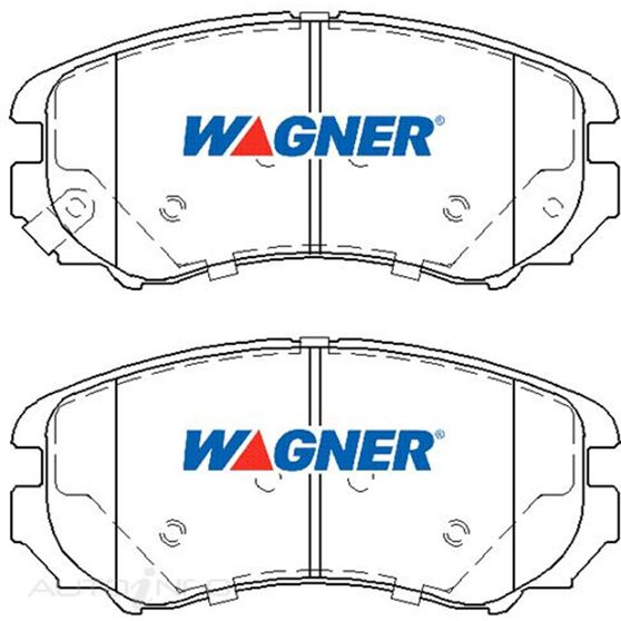 Wagner Brake pad [ Hyundai 2005-2014 F ], , scaau_hi-res
