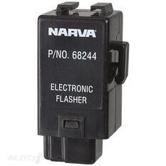 ELEC. FLASHER 12V 3 PIN BL