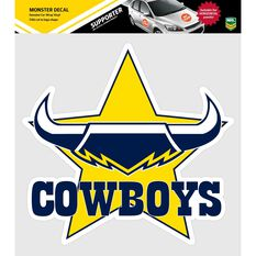 COWBOYS ITAG MONSTER DECAL