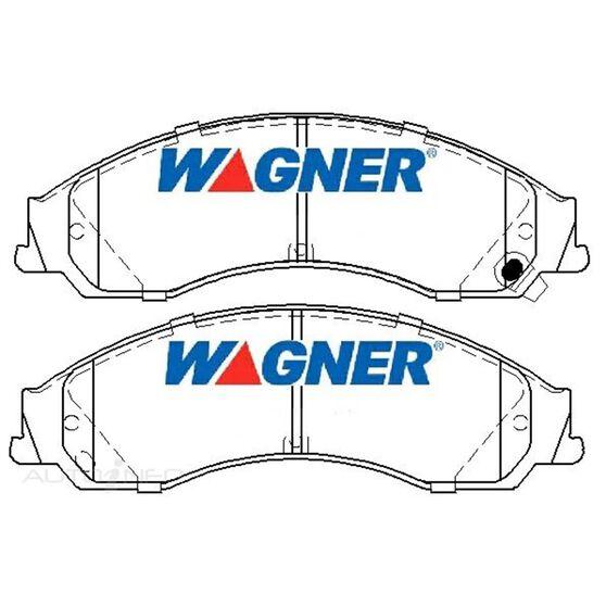 Wagner Brake pad [ Mitsubishi 380 2005-2014 F ], , scaau_hi-res