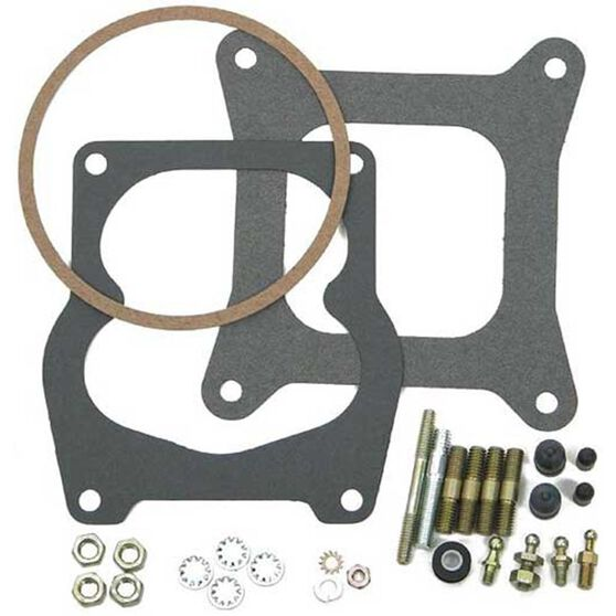 HOLLEY INSTALLATION KIT TOP-BASE GASKETS,BALLS,STUDS,, , scaau_hi-res