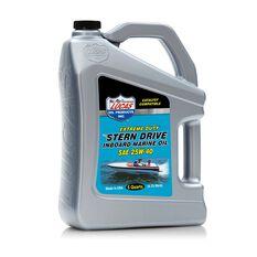 SAE 25W-40 STERN DRIVE INBOARD MARINE OIL FC-W/1X1, , scaau_hi-res
