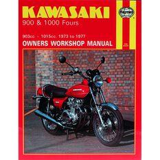 KAWASAKI 900 & 1000 FOURS 1973 - 1977, , scaau_hi-res