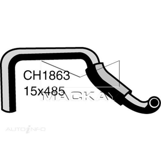 Heater Hose  - FORD TELSTAR AT - 2.0L I4  PETROL - Manual & Auto, , scaau_hi-res