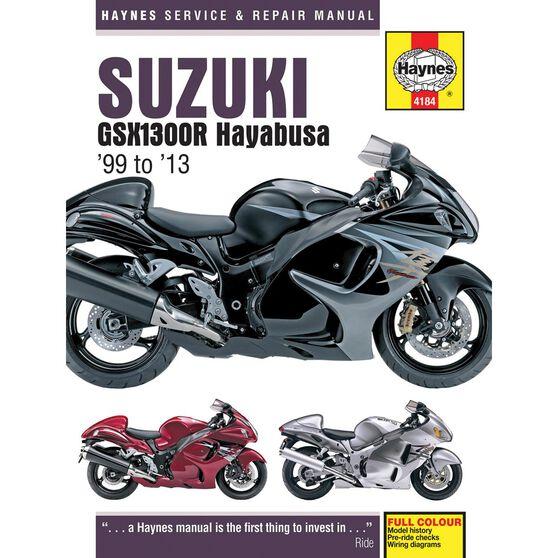 SUZUKI GSX1300R HAYABUSA 1999 - 2013, , scaau_hi-res