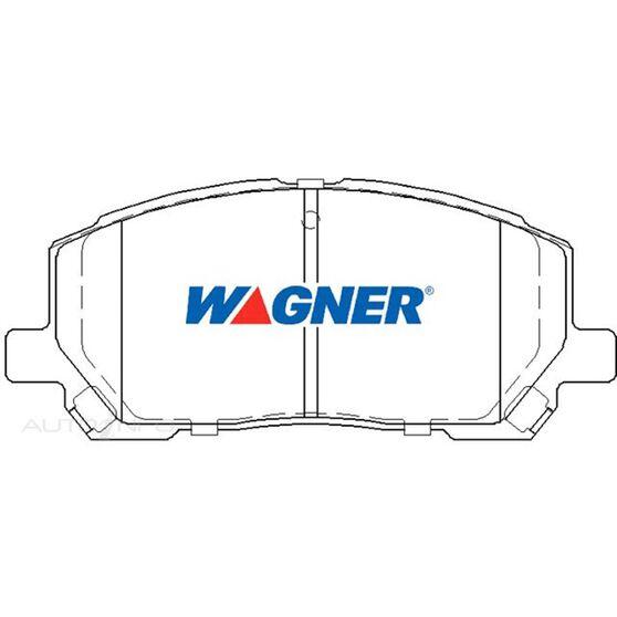 Wagner Brake pad [ Toyota Kluger 2003-2007 F ], , scaau_hi-res