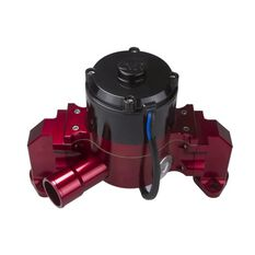 PROFLO EXTREME SBC - RED BILLET ELECTRIC WATER PUMP, , scaau_hi-res
