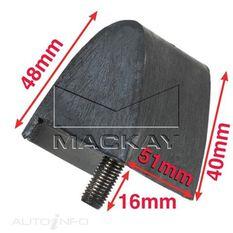 CONTROL ARM BUMP STOP FRONT - FORD FALCON XF - 4.1L I6  PETROL - MANUAL & AUTO, , scaau_hi-res
