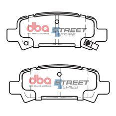 DBA SS STREET SERIES BRAKE PADS [ Subaru 1997-2003 R ], , scaau_hi-res