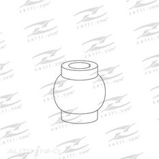BRM077-JAG INSULATOR COTTON REEL