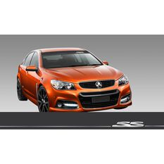 HOLDEN ITAG SUN VISOR (SS ON CHARCOAL)