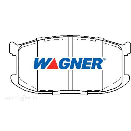 Wagner Brake pad [ Ford & Mazda 1980-1989 F ], , scaau_hi-res