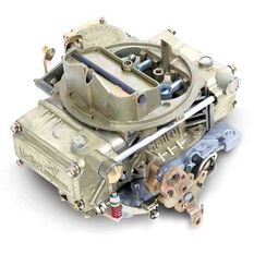 600 CFM 4-BARREL CARBURETTOR VACUUM SEC. MANUAL CHOKE