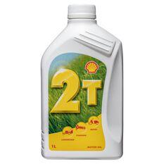 6 X SHELL 2T PREMIUM 2 STROKE OIL 1L, , scaau_hi-res