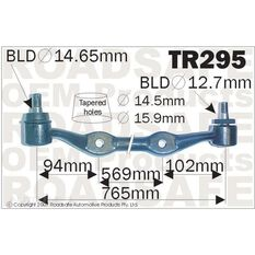 TOYOTA HILUX (TR3620) TRACK ROD, , scaau_hi-res