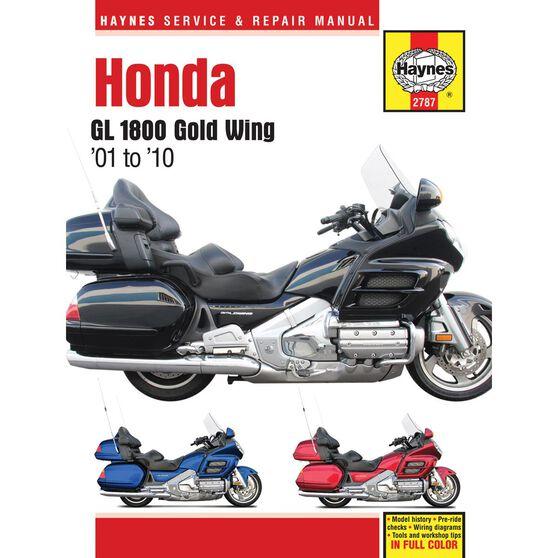 HONDA GL1800 GOLD WING 1800 2001 - 2010, , scaau_hi-res