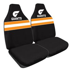 AFL GREATER WESTERN SYDNEY SEAT COVER SIZE 60