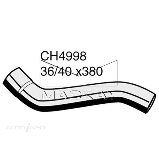 Bottom Hose - Toyota Coaster HZB50 1HZ, , scaau_hi-res