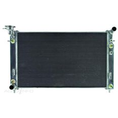 RAD HOLDEN COMMODORE VX - V6 TWIN OIL COOLER ALL ALLOY, , scaau_hi-res