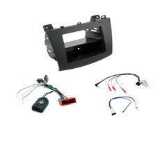 INSTALL KIT TO SUIT MAZDA 3 BL (BLACK), , scaau_hi-res