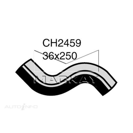 Radiator Upper Hose  - HOLDEN JACKAROO U8 - 3.0L I4 Turbo DIESEL - Manual & Auto, , scaau_hi-res