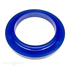 R+O - BLUE - COIL SPRING SPACER 15MM FT - NISSAN GQ / GU, , scaau_hi-res