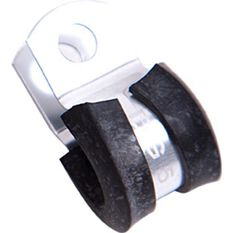 CUSHIONED P CLAMPS -16AN 5PK, , scaau_hi-res