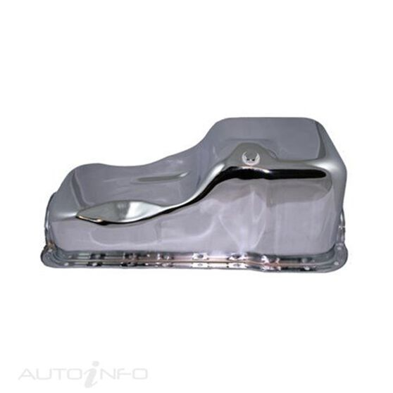 SUMP CHROME FIT FORD 351W