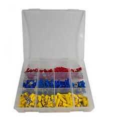 ASSORTED AUTOMOTIVE TERMINALS 225PCS