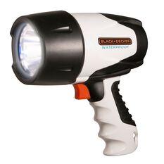 BLACK & DECKER 3W LED RECHARGEABLE WATERPROOF SPOT LIGHT - FL3WBDAU