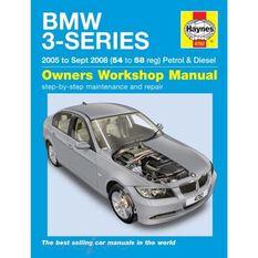 BMW 3-SERIES PETROL & DIESEL (2005 - 2008)