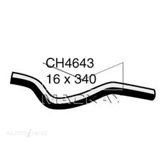 Heater Hose  - MITSUBISHI LANCER CJ - 2.0L I4  PETROL - Manual & Auto, , scaau_hi-res