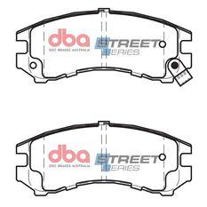 DBA SS STREET SERIES BRAKE PADS [ Holden/Nissan & Suzuki 1987-2014 F ], , scaau_hi-res