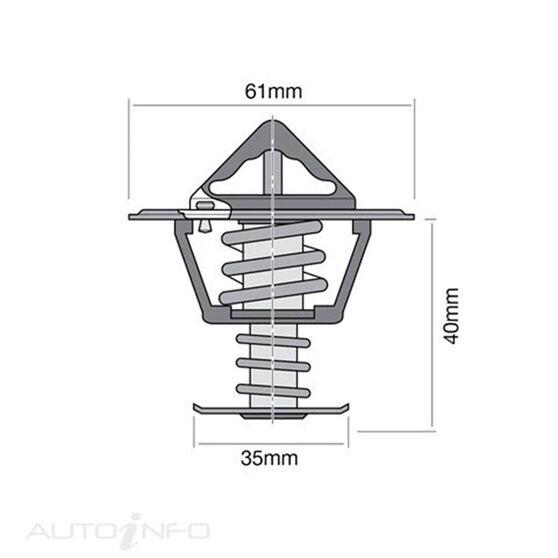 TRIDON THERMOSTAT  (HIGH FLOW), , scaau_hi-res