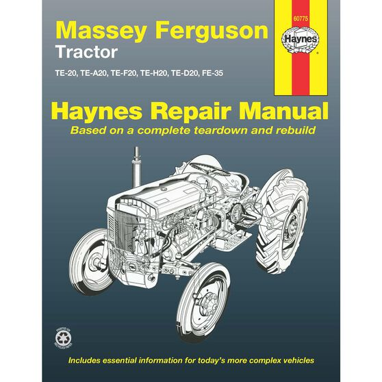 MASSEY FERGUSON TE20 TO FE35, , scaau_hi-res
