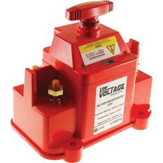 BIG RED BATTERY MASTER SWITCH