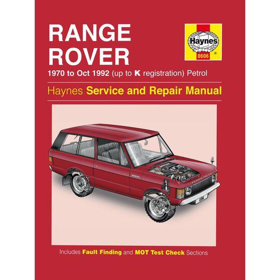 RANGE ROVER V8 PETROL (1970 - 1992), , scaau_hi-res
